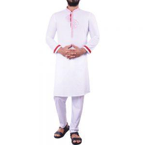 Men's Slim Fit Panjabi